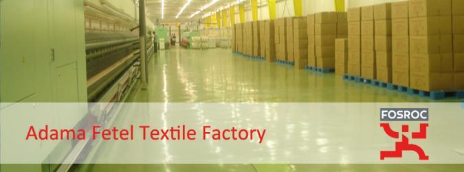 Adama Fetel textile factory