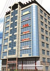Building of Electric World PLC