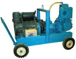 DE-watering pump