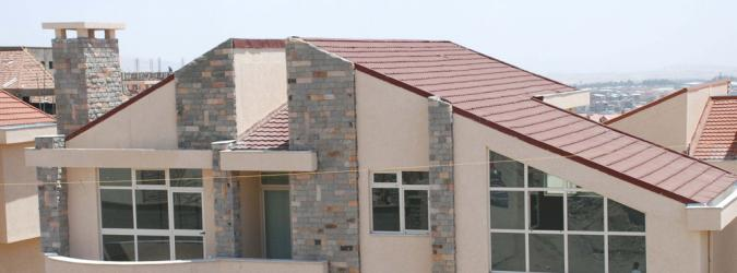 Decra Stone roofing System