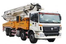 Foton Loxa Concrete Truck Pump.