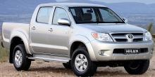 Toyota Hilux Double Cab 4WD.