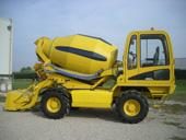 Concrete Mixer Db 260