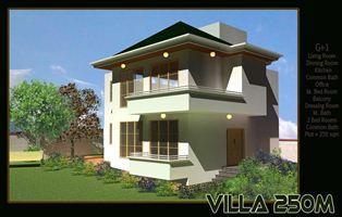 Villa 250M