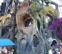 Dalat Crazy House in Vietnam image