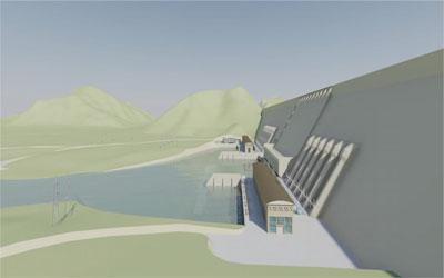 The Grand Ethiopian Renaissance Dam image