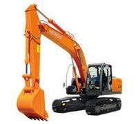 Image of Hitachi Excavator Crawler type 439.