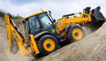Image of Caterpillar Backhoe Loader type 428c.