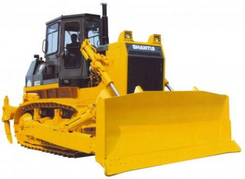 Image of Caterpillar Dozer Crawler type 310 D8T.
