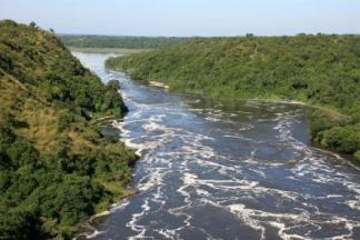 Image of the Nile River