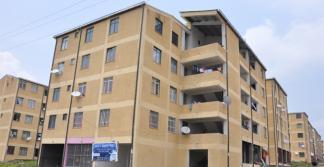 Condominium House building image
