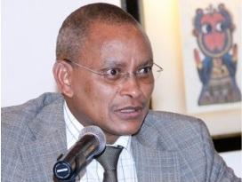 Deputy Prime Minister Debretsion Gebremichael, minister of Communications and Information Technology image