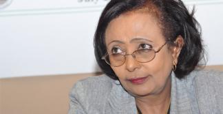 Image of Sinkenesh Ejigu, Minister of Mines