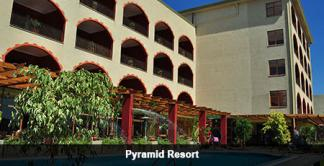 Pyramid Resort Hotel, in Bishoftu image