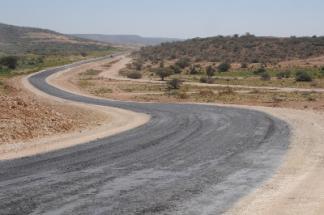 Shekosh-Kebridehar-Denen-Gode road  image